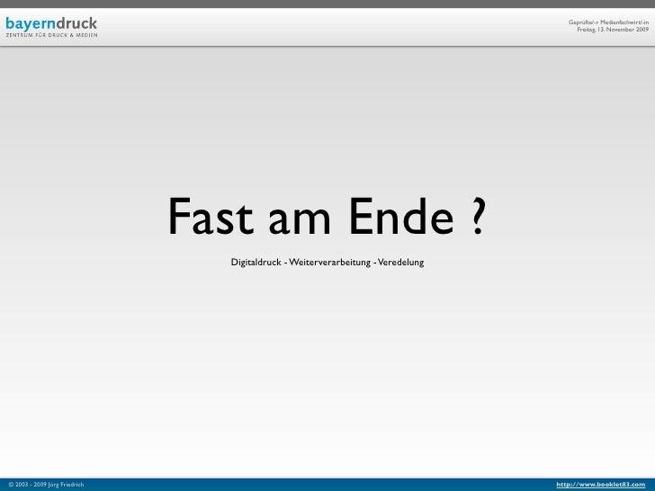 Geprüfte/-r Medienfachwirt/-in                                                                                        Frei...