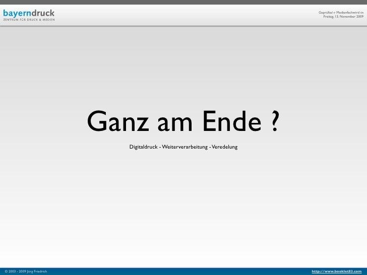 Geprüfte/-r Medienfachwirt/-in                                                                                         Fre...