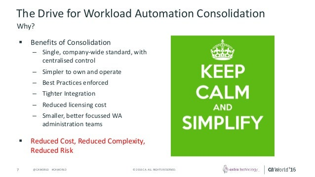 Migrating from Redwood to CA Workload Automation AE (AutoSys
