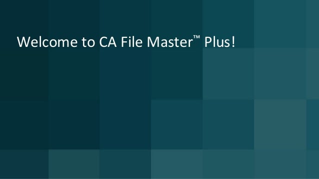 see mainframe data in a new way with ca file master plus rh slideshare net Media Files Remington Owners Manuals Manual File Flow Chart