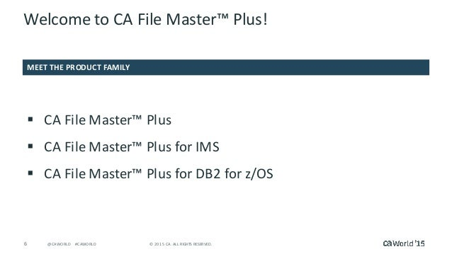 see mainframe data in a new way with ca file master plus rh slideshare net Media Files Remington Owners Manuals Manual Icon File