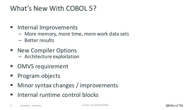 [Learn Cobol] - 3 Cobol Courses, Training Tutorials ...