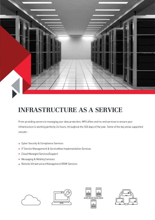 Mfx Services Brochure