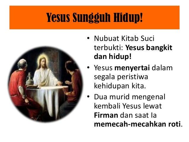 Mg. paskah iii   a, 04 mei 2014) Slide 3