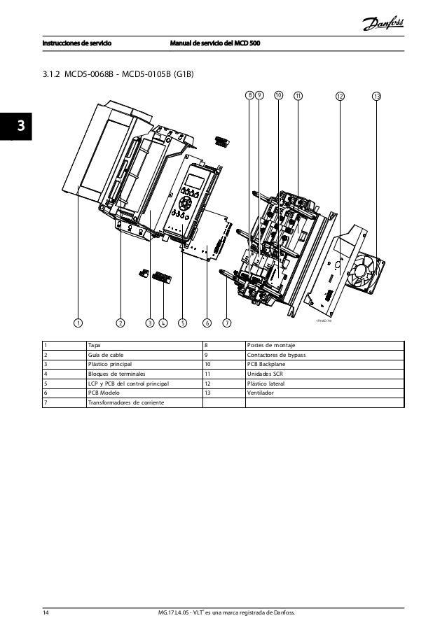 Mg17 l405 manual_de_servicio_mcd_500