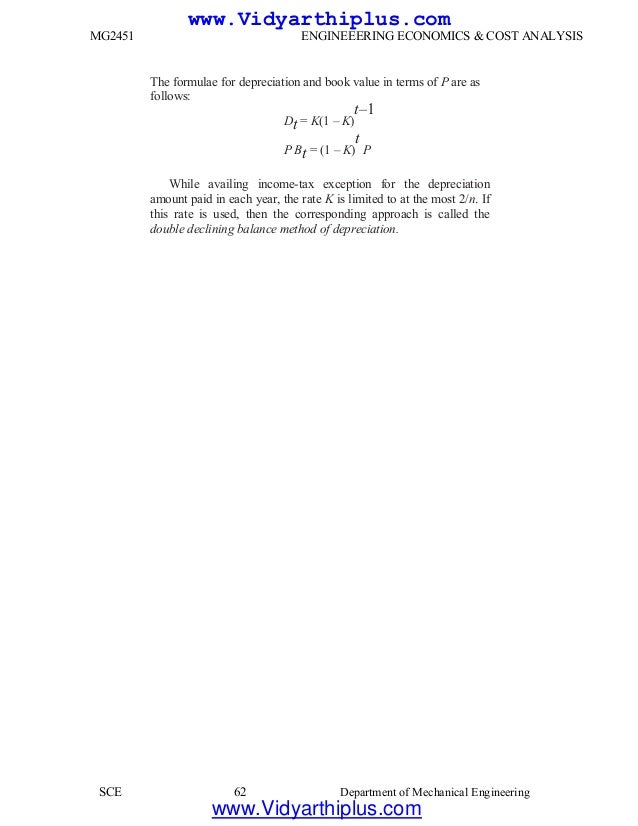 Engineering Economics And Cost Analysis Book