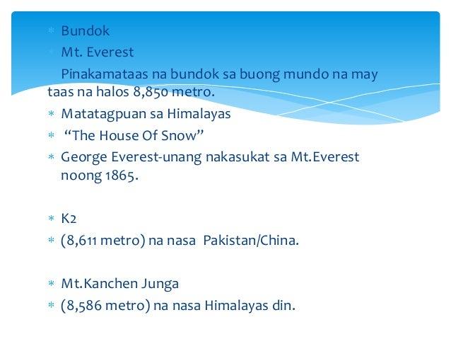 """Bundok Mt. Everest Pinakamataas na bundok sa buong mundo na may taas na halos 8,850 metro. Matatagpuan sa Himalayas """"The H..."""