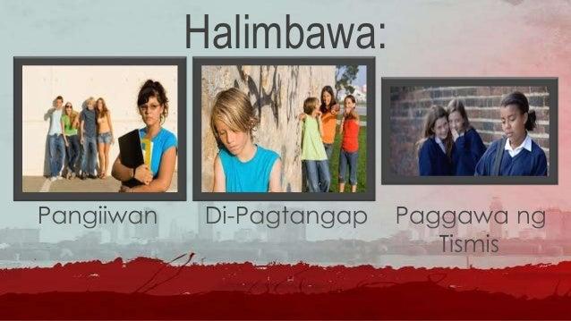 Halimbawa: