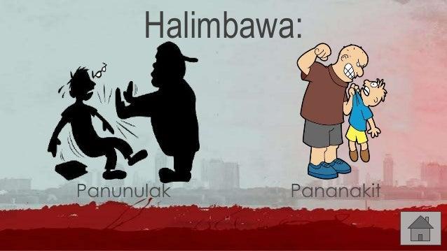 • Hindi naramdaman sa kaniyang pamilya ang pagmamahal. • Hindi napalago ang komunikasyon at ugnayan sa loob ng pamilya. • ...