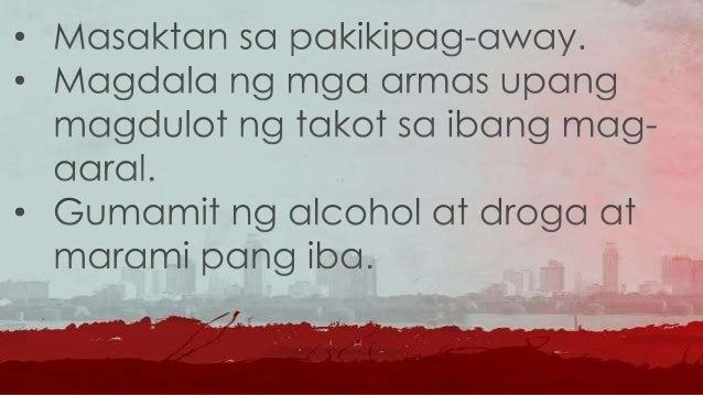 • Ang mga programa sa antas na ito ay nangangailangan ng mahabang panahon at higit na mahirap ipatupad kaysa sa alinmang a...