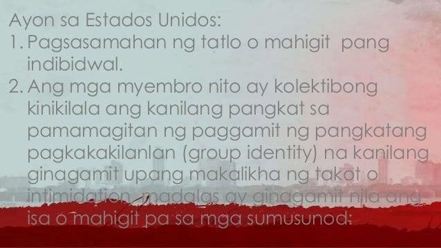 Karamihan ng mga programa sa paaralan upang mabawasan o mawala ang karahasan ay nakatuon sa pagsugpo sa pambubulas sa loob...