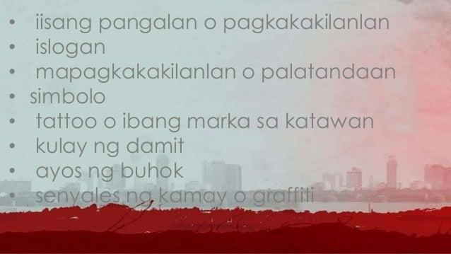 Samakatuwid ang mga estratehiya at programa sa antas na pantahanan at indibidwal ay mas dapat na bigyan ng tuon.