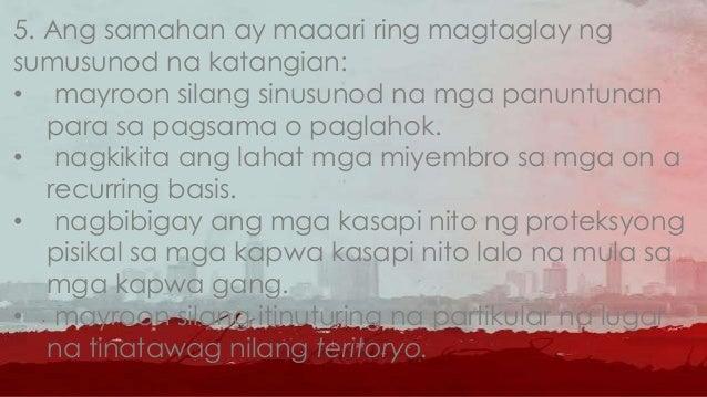 • Kaya mong mahalin ang iyong kapwa, mag alala para sa kanila, bigyan sila ng lakas ng loob,suportahan, at makinig ngunit ...