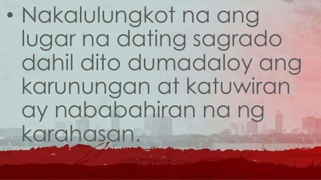 • Matatawag lamang na pambubulas kung ito ay isasagawa ng paulit-ulit o may potensyal na maulit sa takdang panahon.