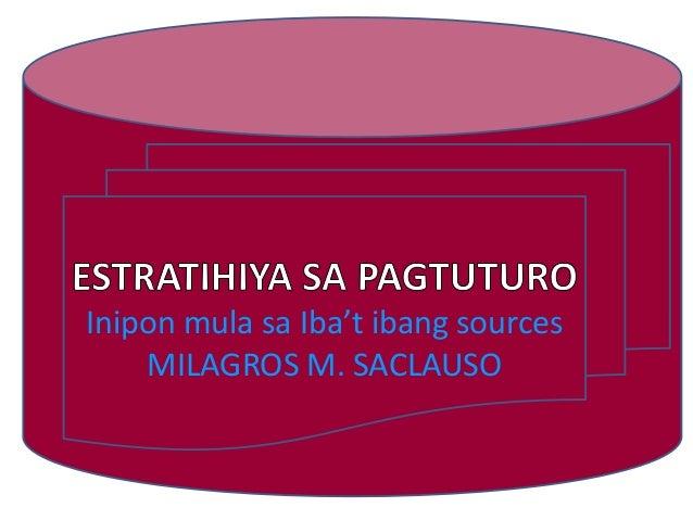 ESTRATEHIYA