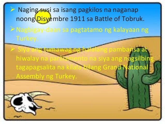  Naging susi sa isang pagkilos na naganap noong Disyembre 1911 sa Battle of Tobruk.  Nagbigay-daan sa pagtatamo ng kalay...