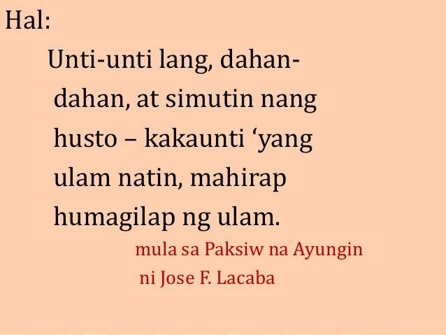 blangko berso tula Tula | mga halimbawa ng  mayroong labindalawang pantig ng mga tula na may sukat na 12 pantig at apat na saknong tulang tradisyunal halimbawa ng blangko berso na.