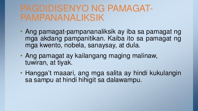 Kritika at Panukalang Pagbabago sa Ortograpiyang Filipino