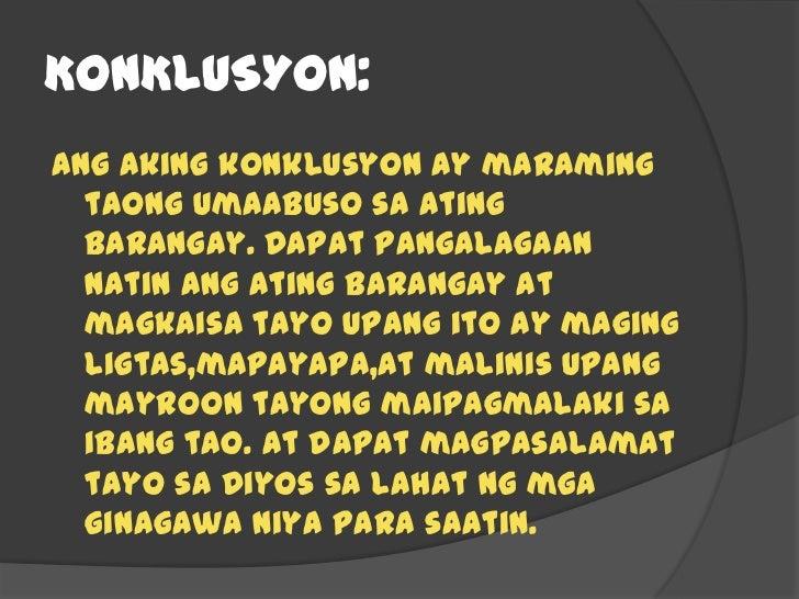 konklusyon tungkol sa kompyuter Pananaliksik tungkol sa epekto ng paninigarilyo partido state university kolehiyo ng edukasyon bilangpananaliksiksaasignaturang filipino ii(introduksyonsa.