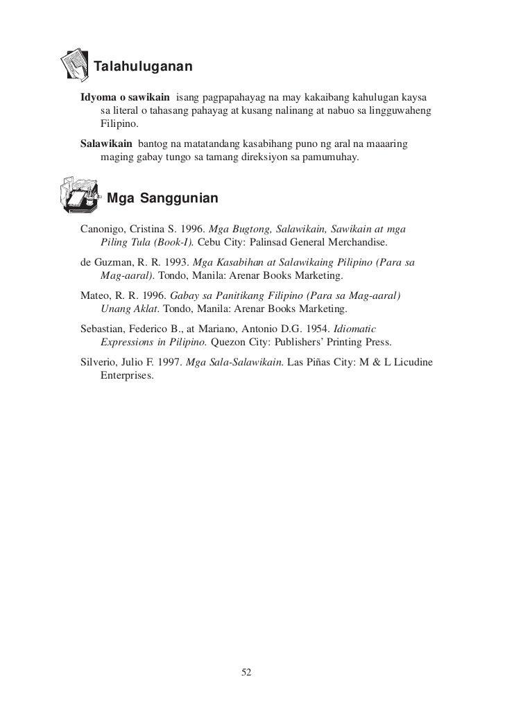 salawikain na may kahulugan Halimbawa ng salawikain at ang kahulugan nito  halimbawa, ang taong may mabigat na pangangailangan ng pera ay nagagawang mangutang ng patubuan,.
