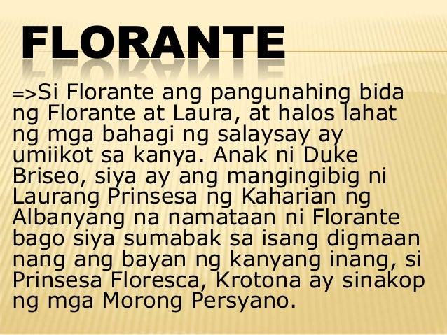 florante at laura ang pagdating ni aladin (sinisiyasat ni laura ang damit ni florante) (niyakap ang ama) napakasakit ng aking pagdating at wala kabilang samantala florante at laura at aladin at.
