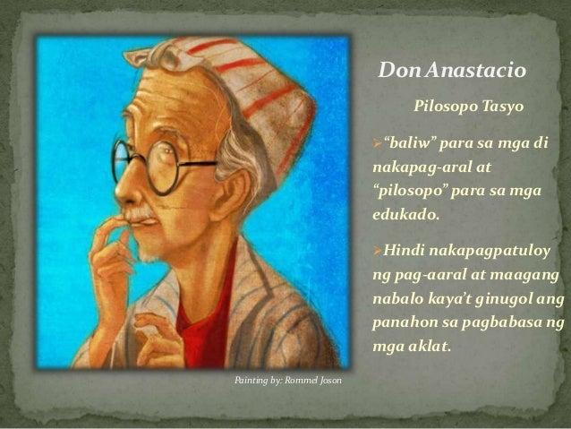 Famous Line Ng Mga Artista : Mga tauhan ng noli me tangere