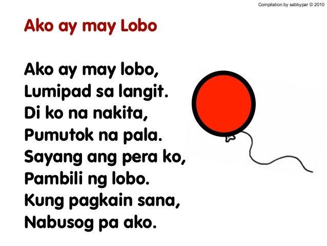 ako ang bagong pilipino tula Pilipino ako sa anyo, sa kulay, sa wika, sa gawa at sa kalinangan ang mutyang  bayan ko'y perlas ng silangan, kilala sa ganda at sa iwing taglay na yaman.