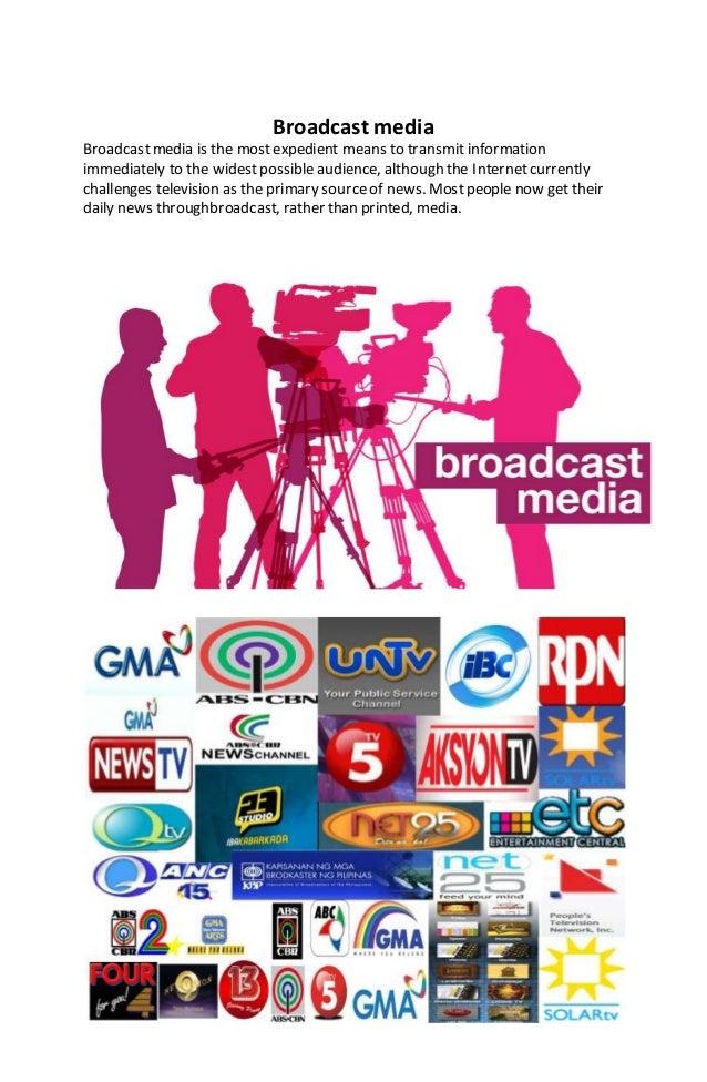 kahalagahan ng media - YouTube