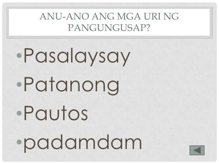 TULA: Ang Pagbabalik