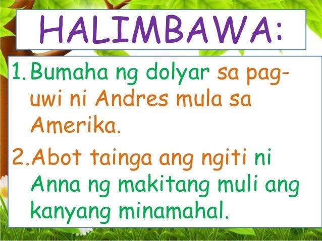 Ano ang Pabula at mga Halimbawa nito