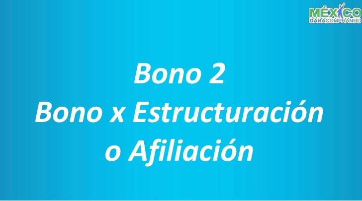 Bono 3                                      Bono Express Binario     Bono: Se genera en pares     $50 x c/Afiliado Directo...