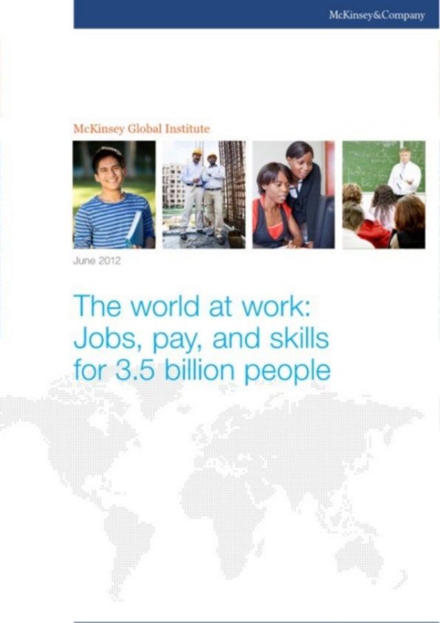 Mgi Global Labor Executive Summary June 2012[1]