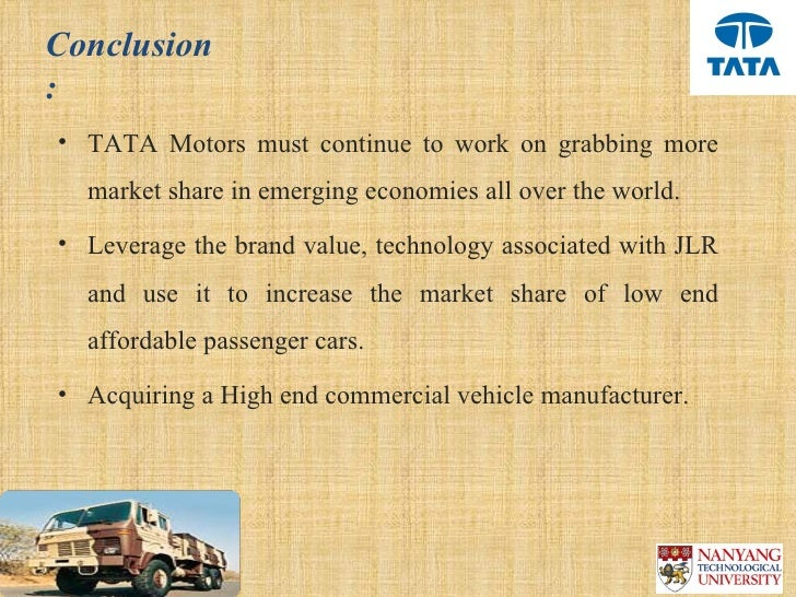 brand evaluation of tata motors essay Fourin,inc 21%-owned subsidiary of suzuki and an analysis of the indias automobile manufacturer tata motors solar an essay on crime a brand audit and.