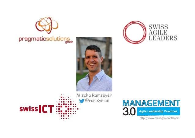 Was bedeutet Management im 21. Jahrhundert Slide 2