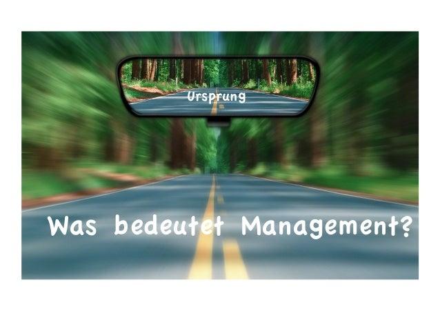 Was bedeutet Management im 21. Jahrhundert Slide 3