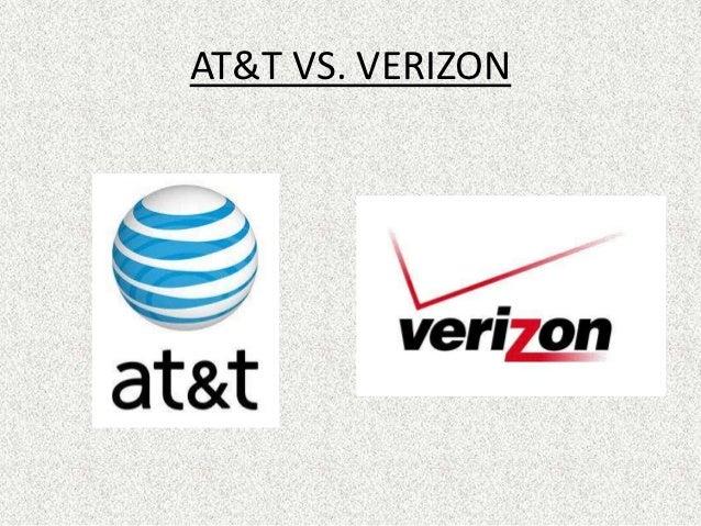 AT&T VS. VERIZON