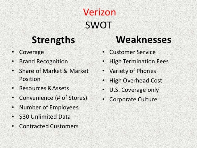 ATT vs. Verizon