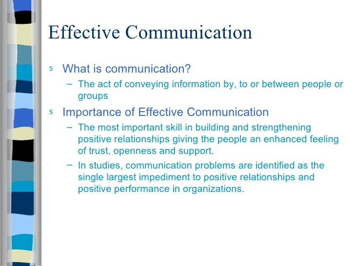 communication trust performance the influence Interpersonal communication is the skill set used between two individuals, with one acting as a sender and the other acting as a receiver surprisingly, even this relatively simple form of communication is fraught with many types of problems.