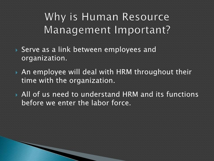 an analysis of the human resources Executive summary human resources executive summary 2009 1 i history quality and effective teachers are essential in any education system.