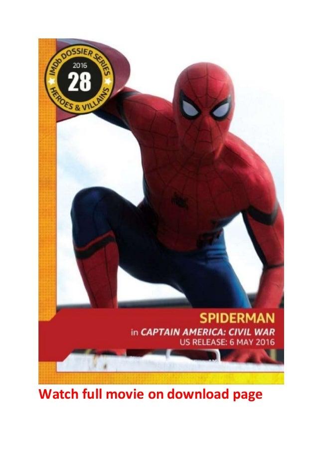 spider man new spiderman 2017 actor movie online