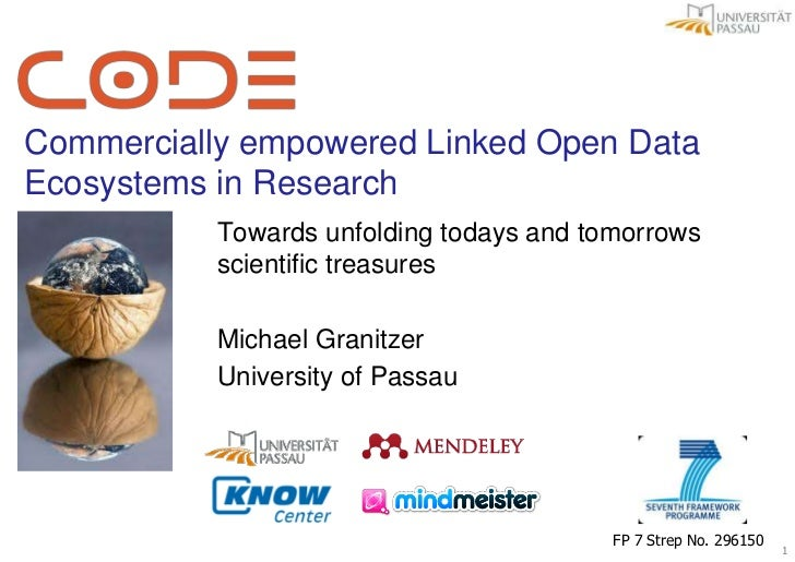 Commercially empowered Linked Open DataEcosystems in Research           Towards unfolding todays and tomorrows           s...
