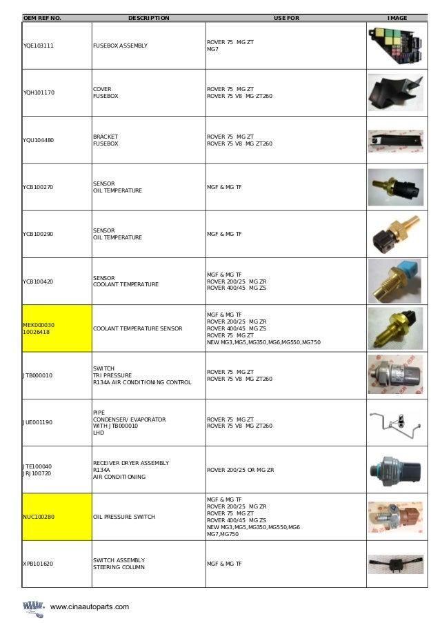 mg rover catalog cina auto parts roewe car parts saic parts 13 638?cb=1443518704 mg rover catalog cina auto parts roewe car parts saic parts  at nearapp.co