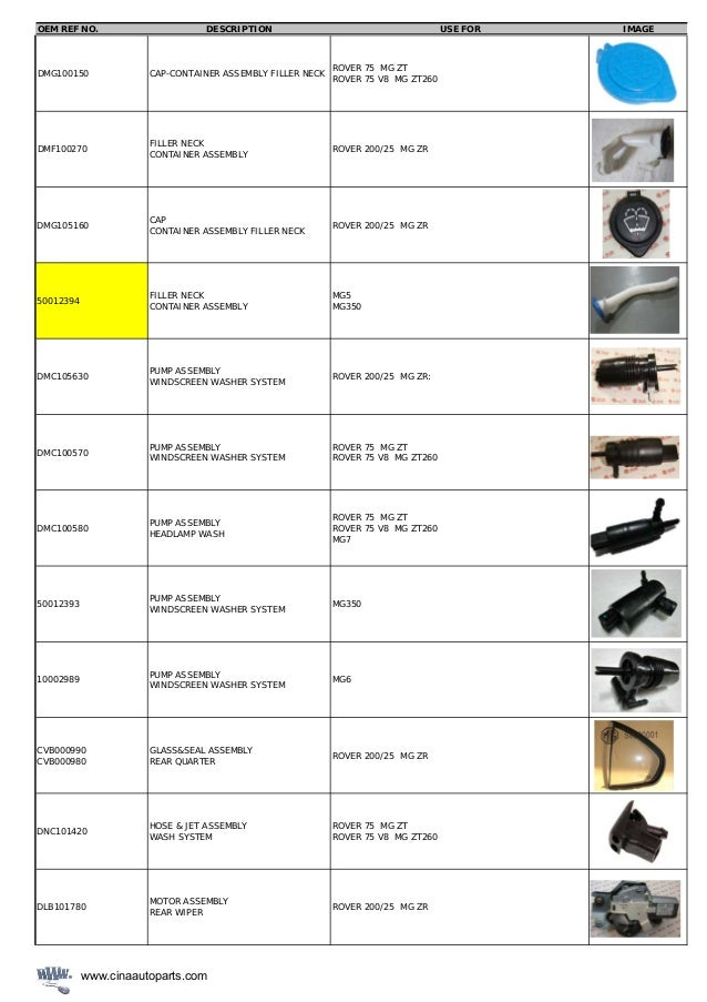 mg rover catalog cina auto parts roewe car parts saic parts 3 638?cb=1443518704 mg rover catalog cina auto parts roewe car parts saic parts  at gsmportal.co