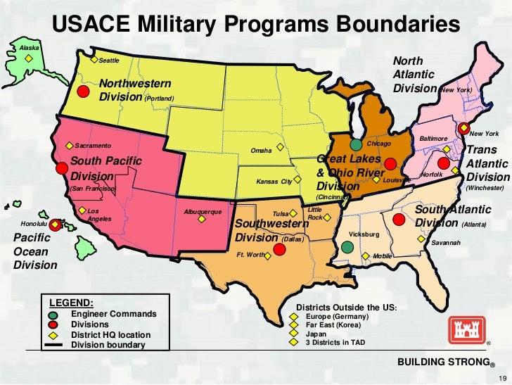 US Army Corps of Engineers USACE MG Semonite