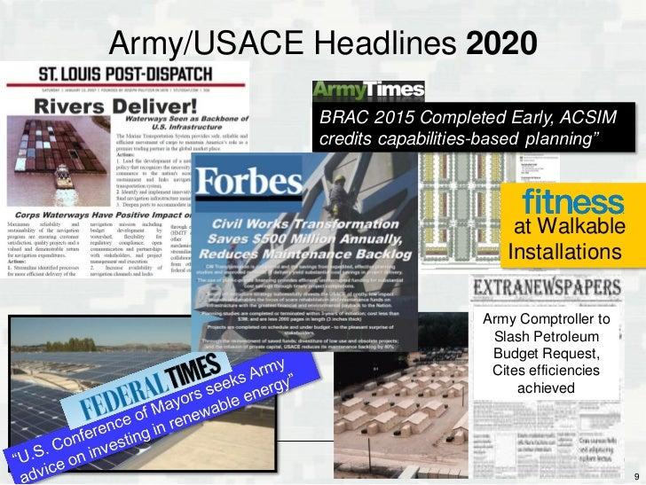 U.S. Army Corps of Engineers (USACE) - MG Semonite