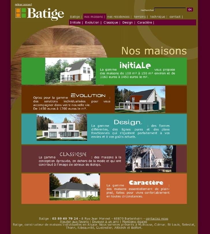 Sites Web par Matière Grise