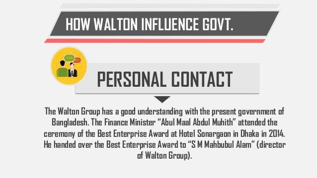 Environment and CSR activities analysis of Walton Bangladesh