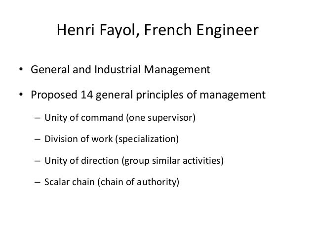 "the foundations of henri fayol s administrative Fayol's theory provided a broad and analytical framework of the process of administration which overcomes the drawback of taylor's management theoryhenri fayol (1841-1925) was a french mining engineer, managing director and an industrialist who is known for his contribution towards management science in his work ""administration."