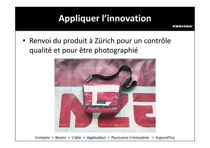Etude de cas management de l 39 innovation lead user for Idee innovation produit