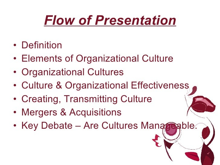 Organisational Culture and Ways of Managing It Effectively